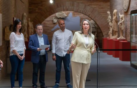 Inauguración de la exposición
