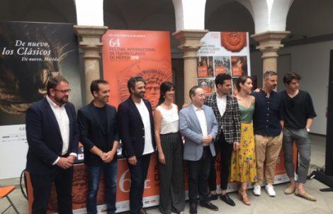 Una 'Electra' humana y sensorial del Ballet Nacional de España inaugura el 64 Festival de Mérida