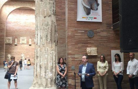 El Festival de Mérida muestra en el MNAR el papel de los mitos en la ciudad