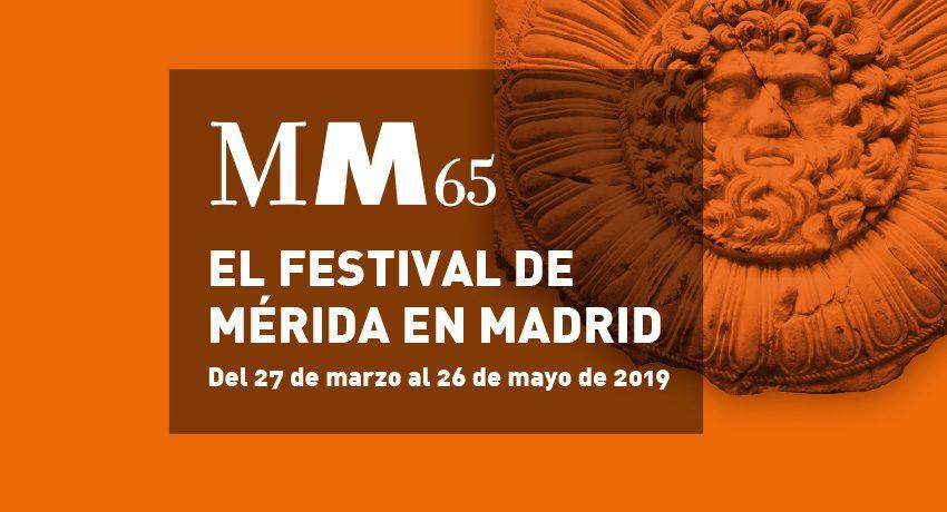El Festival de Mérida en Madrid
