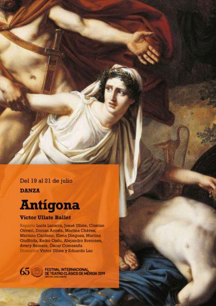 Antigone - Festival Internacional de Teatro Clásico de Mérida